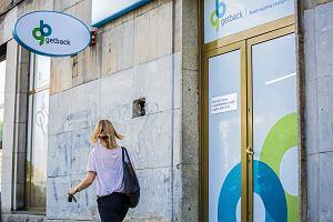 Afera GetBacku. Spółka zwraca pieniądze bankom i skarbowi państwa