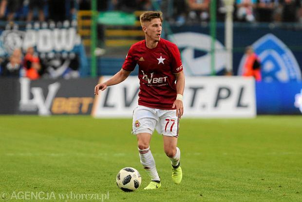 Zdjęcie numer 2 w galerii - Wisła Kraków spłaciła kolejnego piłkarza. Może zostać w klubie