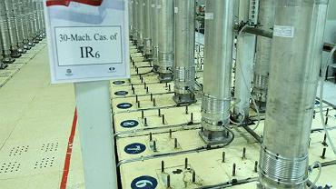 Iran. Awaria w zakładzie wzbogacania uranu. 'Incydent nie spowodował ofiar, ani skażenia'