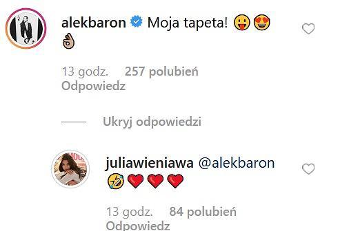 Julia Wieniawa, Baron