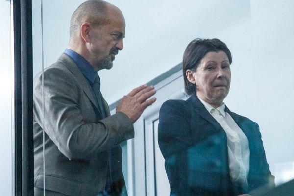 'Prokurator' - nowy serial TVP. Dorota Kolak gra Janinę Chorko, szefową Prokuratury Rejonowej i przełożoną Procha