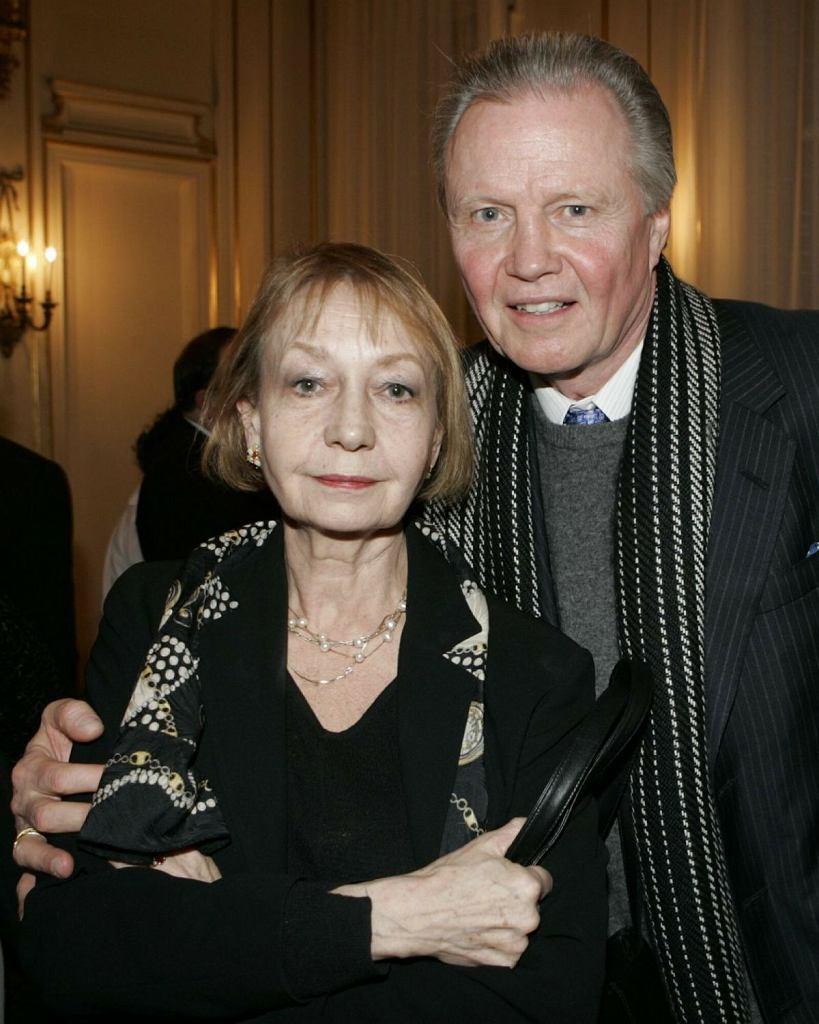 Elżbieta Czyżewska, John Voight