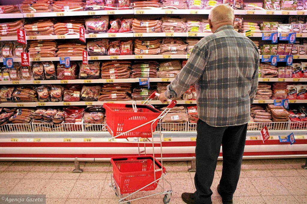 Inflacja cen żywności. Ekonomiści przewidują 'ostrą jazdę w górę' (zdjęcie ilustracyjne)