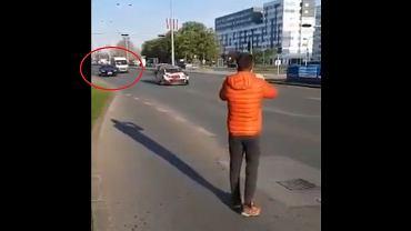 Wypadek podczas rajdu Chorwacji