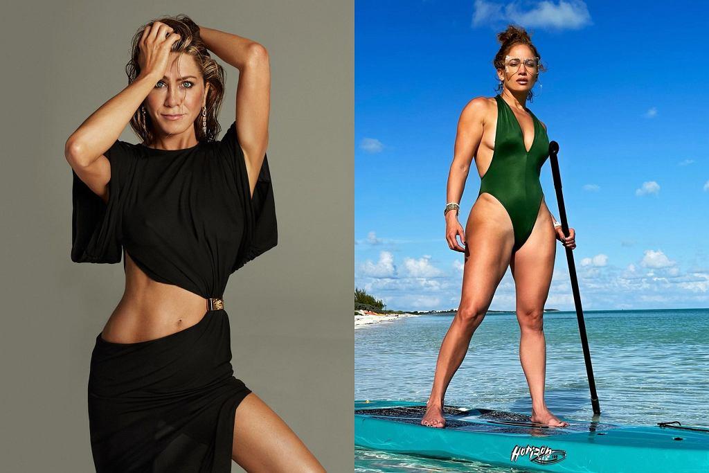 Jennifer Aniston i Jennifer Lopez stosują te same metody od lat