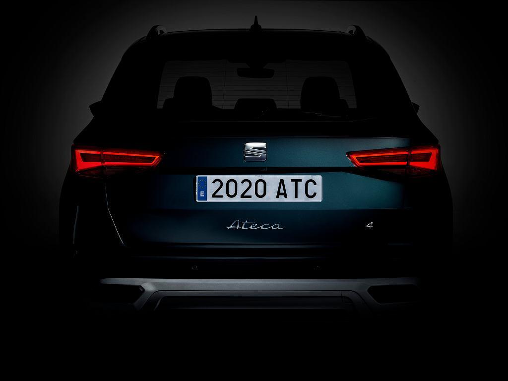 Seat Ateca 2020 teaser