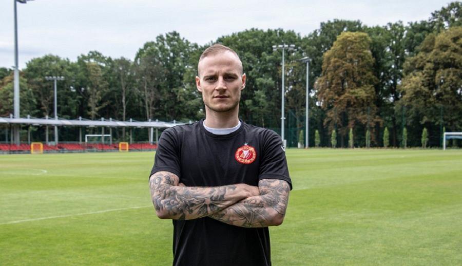 Wojciech Pawłowski rozpoczął treningi z Widzewem Łódź