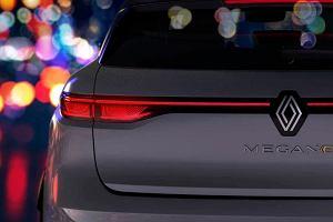 Nowe Renault Megane będzie elektryczne. Jego wnętrze to kosmos