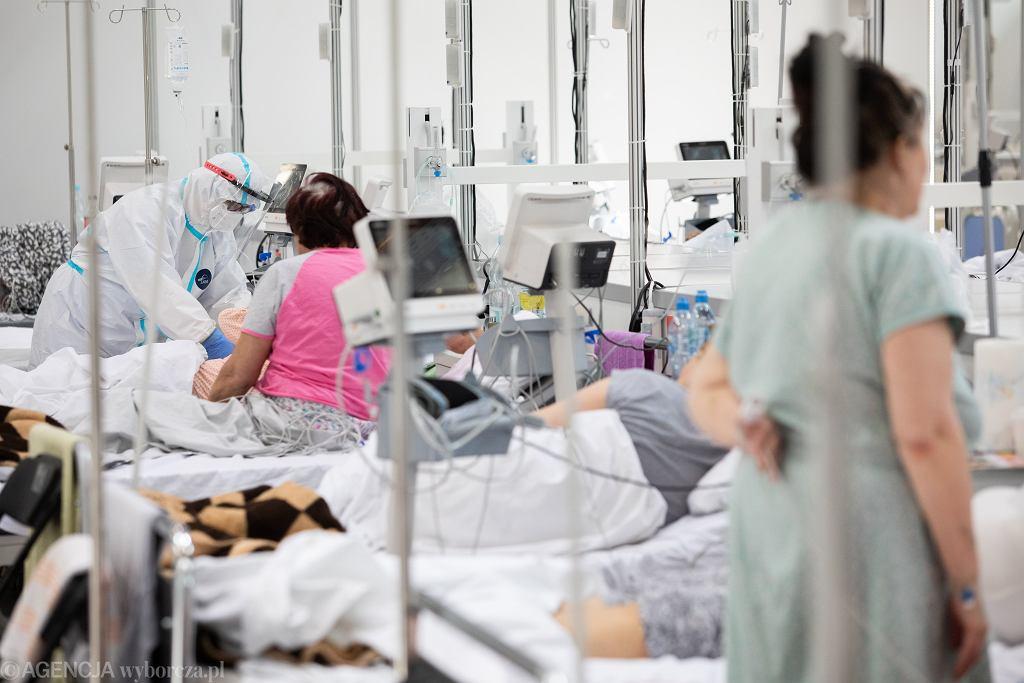 Protest pielęgniarek w Warszawie. Walczą o 'godziwą płacę po wartościowaniu, a nie po uważaniu'