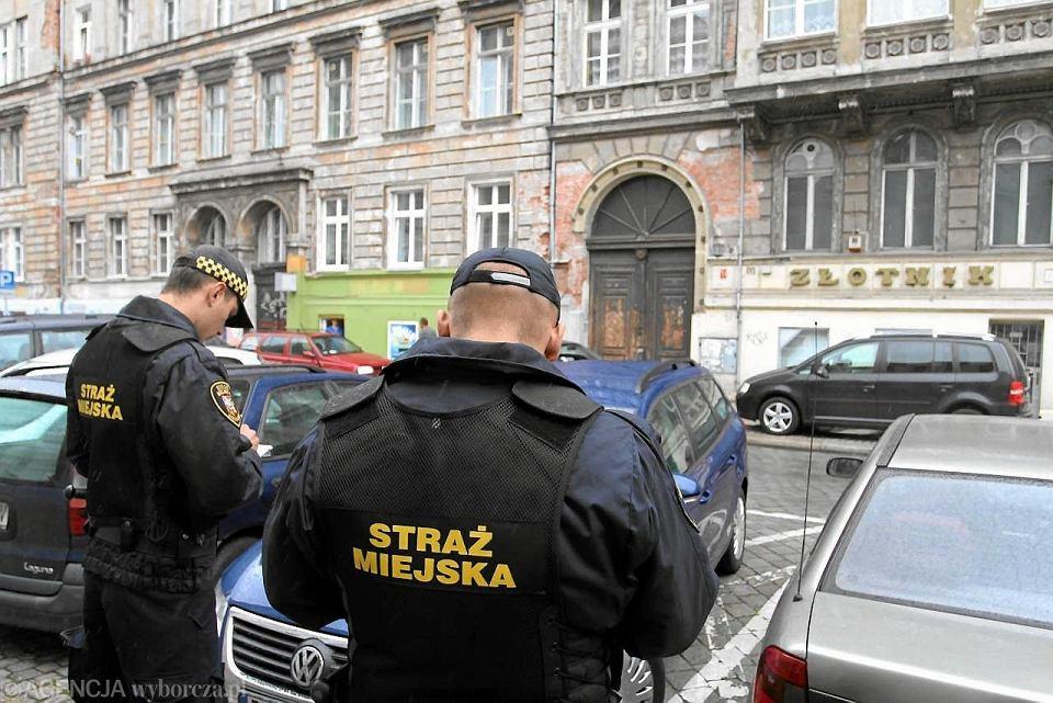 Straż Miejska na walizkach. Funkcjonariusze wyprowadzą się z siedziby przy ul. Gwarnej. Już wiadomo gdzie.