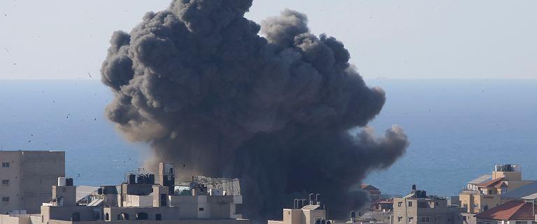 Z terytorium Syrii wystrzelono trzy rakiety w kierunki Izraela