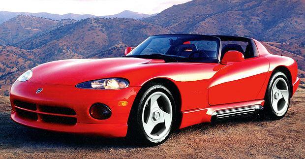 Top 10: najsłynniejsze amerykańskie samochody