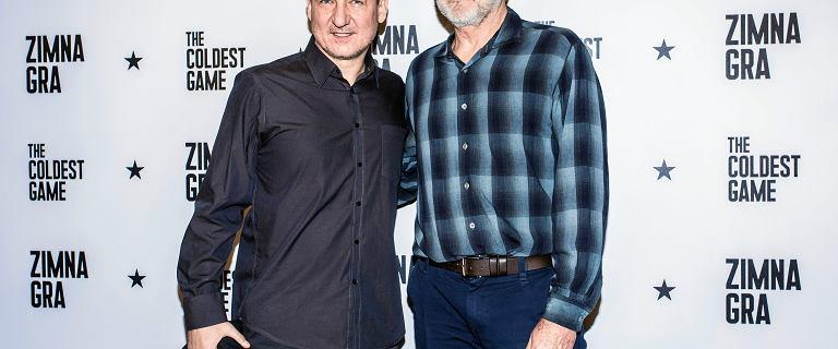 Więckiewicz i Pullman u producentów