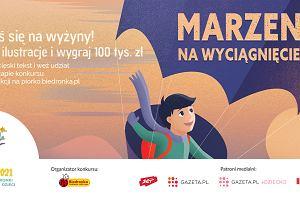 Konkurs Piórko 2021: rekord zgłoszonych tekstów i szansa na 100 tys. zł od Biedronki