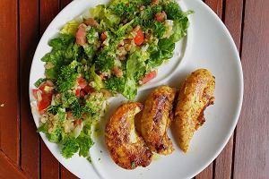 Gotuj z Bosacką. Dziś przepis z kuchni arabskiej: kurczak w zatarze
