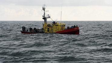 Kuter rybacki - zdjęcie ilustracyjne