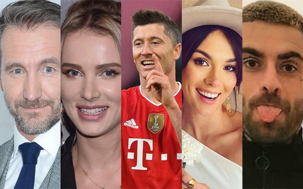 Gwiazdy świętują sukces Lewandowskiego