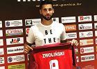 Łukasz Zwoliński dla Sport.pl: Wysłannicy Milanu i Borussii byli na jednym meczu. Gdzie wolałbym grać? Pomidor