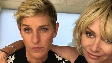 Ellen DeGeneres i Portia de Rossi
