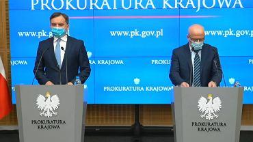 Zbigniew Ziobro, Krzysztof Sierak