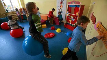 Szkolna sala zabaw (zdjęcie ilustracyjne)