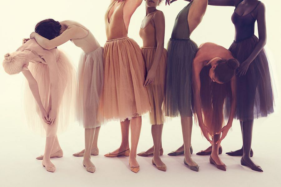 Christian Louboutin The Nudes