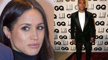 Meghan Markle dostała kosza od znanego piłkarza - Ashleya Cole'a