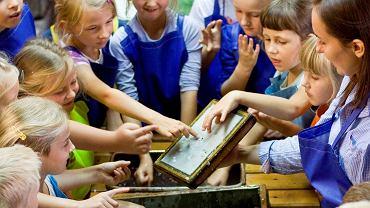 Muzeum Papiernictwa w Dusznikach-Zdroju: lekcja muzealna