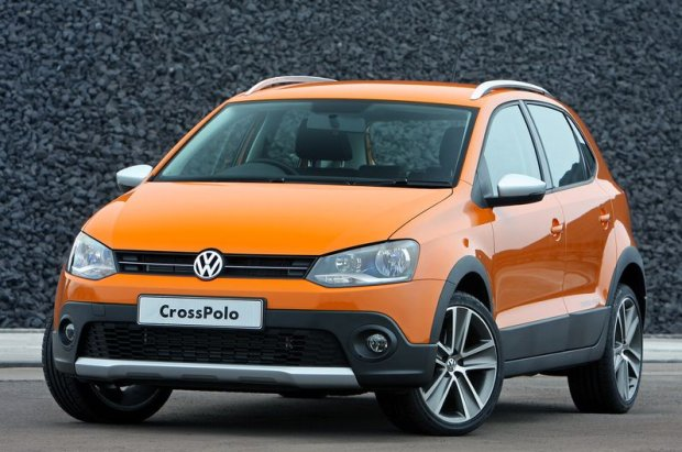 Volkswagen Cross Polo z 2010