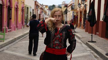 Ola Synowiec w Meksyku mieszka od 2011 roku
