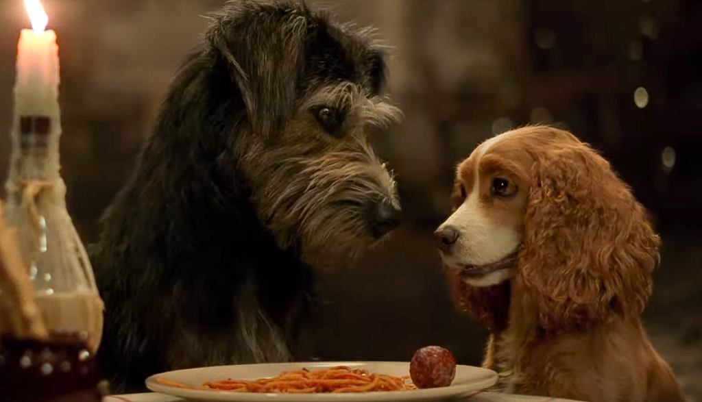 Lady and the Tramp   Official Trailer   Disney+   Streaming November 12