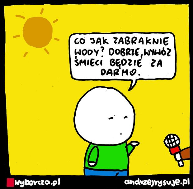 Andrzej Rysuje   WODA - Andrzej Rysuje, 21.06.2021 -