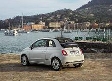 Duży znak zapytania przy Fiatach 500 i Panda. Fiat to kolejna marka, która myśli o porzuceniu segmentu A