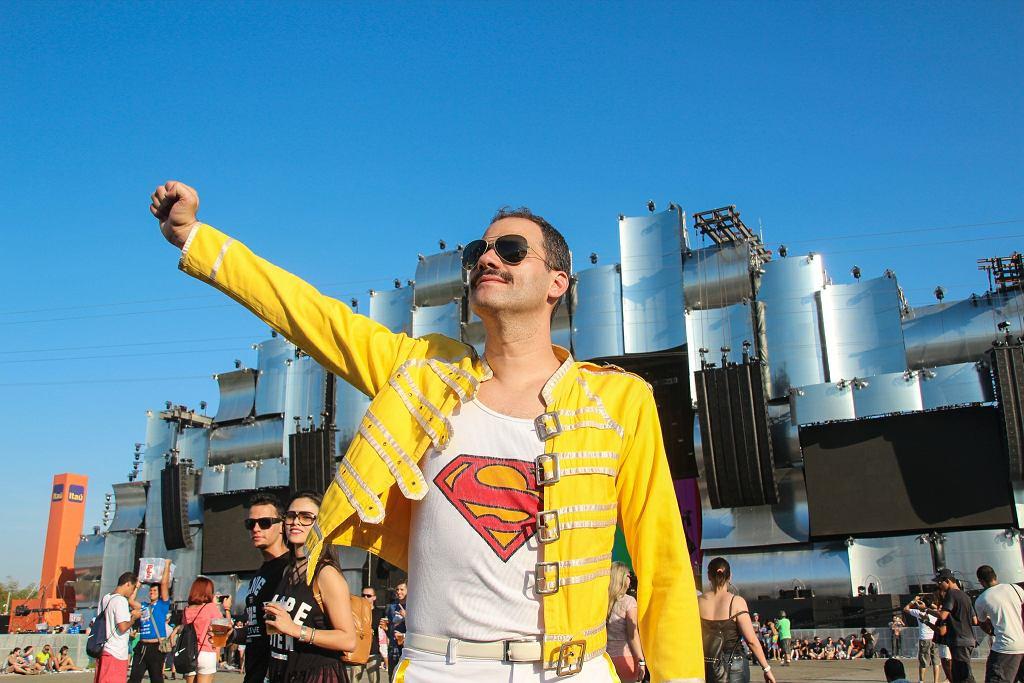 Sobowtór Freddiego Mercury'ego. Czy Malek będzie pasował do roli?