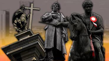 Warszawskie pomniki
