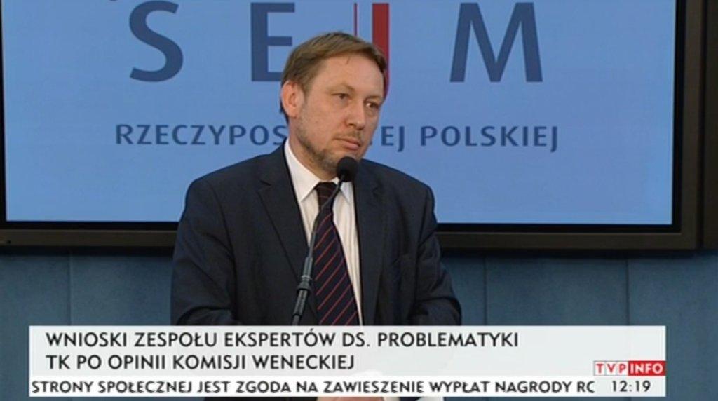 Szef zespołu, prof. Jan Majchrowski