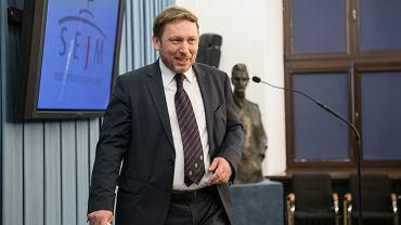 Szef Izby Dyscyplinarnej SN Jan Majchrowski