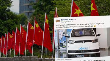 Nowy najtańszy samochód elektryczny świata
