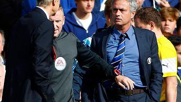 Arsene Wenger i Jose Mourinho