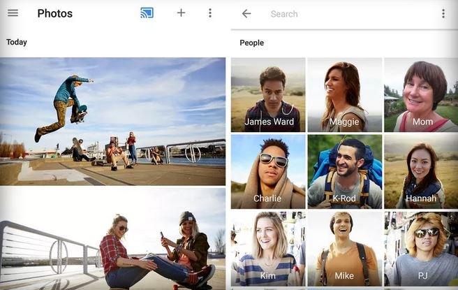Nowości w Google Photos