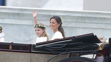 Pippa Middleton - ślub
