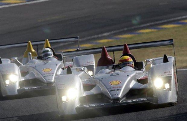 Audi R10 TDI w Le Mans 2006 roku