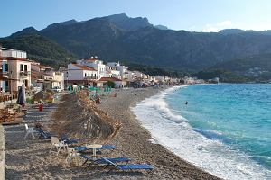 Wyspy greckie. Północne i wschodnie Wyspy Egejskie