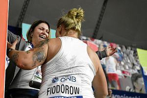 Trenerka Joanny Fiodorow: Zdecydowałam się na hazardowy ruch. Teraz chcę się napić szampana