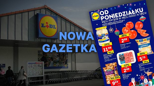 Gazetka Lidl ważna od 26.11.2018 - co tym razem z początkiem tygodnia przygotował Lidl w gazetce promocyjnej