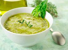 Zupa ze szpinaku i musztardowca - ugotuj