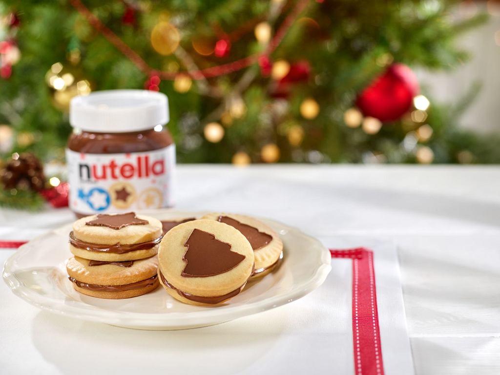 Markizy z kremem Nutella