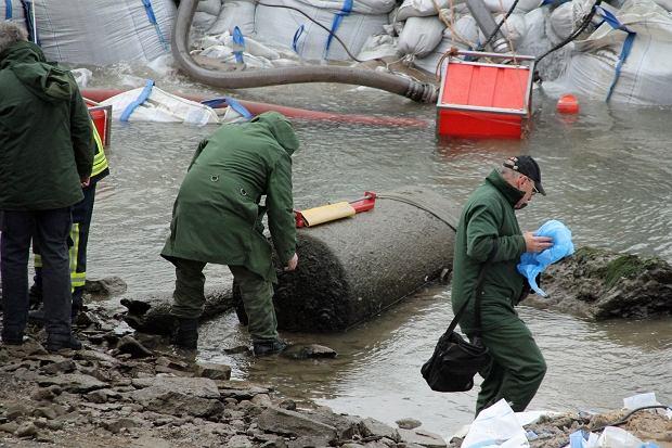 Podobną bombę znaleziono w Koblencji w 2011 r. - wtedy ewakuowano 45 tys. osób.