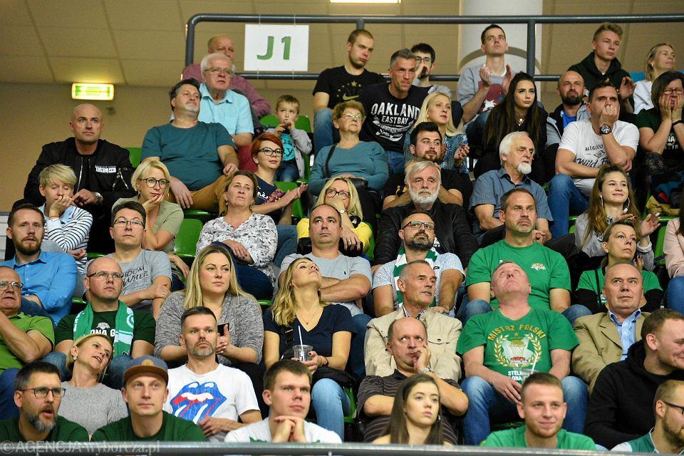 Zdjęcie numer 36 w galerii - Bez niespodzianek, CSKA dała Stelmetowi lekcję koszykówki [ZDJĘCIA]