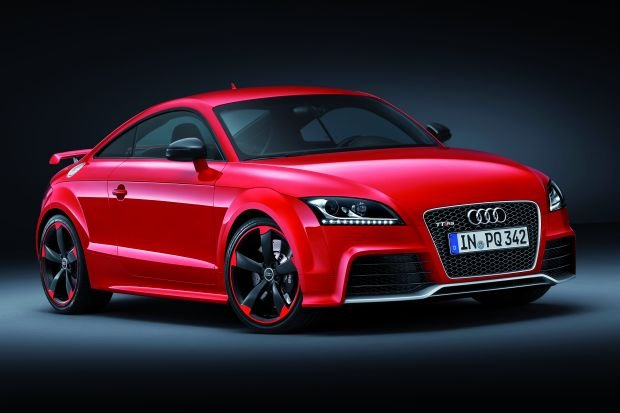 Audi TT RS Plus Coupe (fot. Audi)